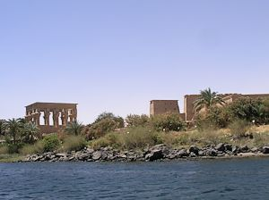 the philae temple