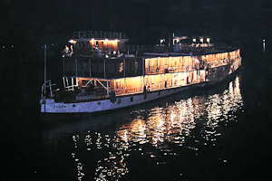 the paddle steamer aswan